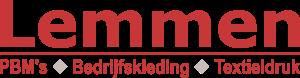 Lemmen PBM's | Bedrijfskleding | Textieldruk